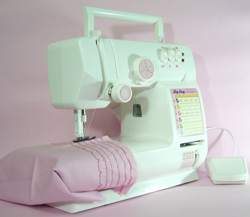 Hing Lun Industrial Co Ltd Enchanting Sewing Machine Battery Operated